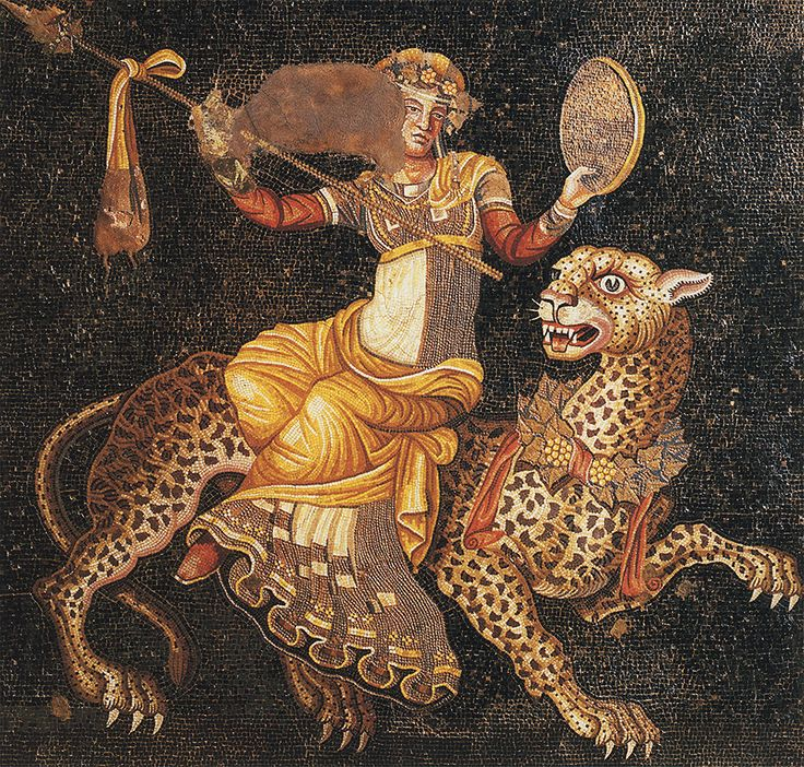 Dionysus20and20leopard