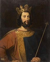 Decaisne Louis VII of France