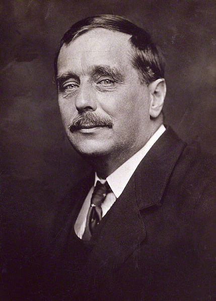 H.G. Wells by Beresford